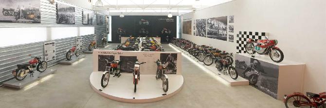 Museo Montesa D. Rafael Torrecillas - Grupo Prim Automoción