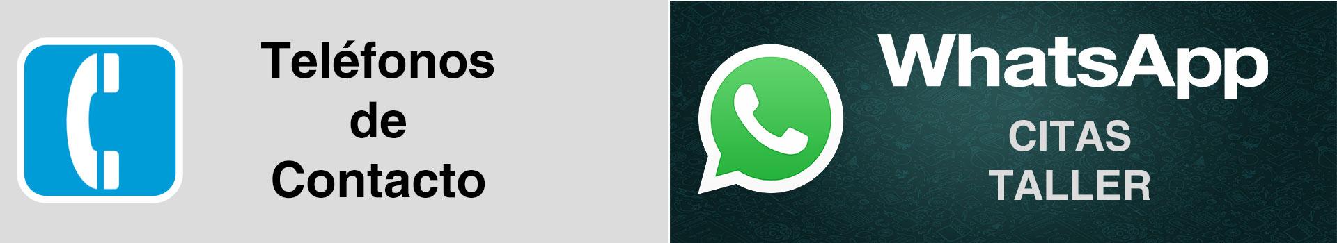 Telefonos y WhatsApp Grupo Prim