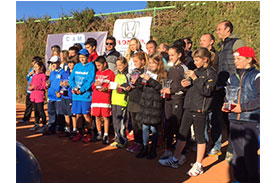 Finales del Torneo Ivan Navarro Honda Alicante Grupo Prim