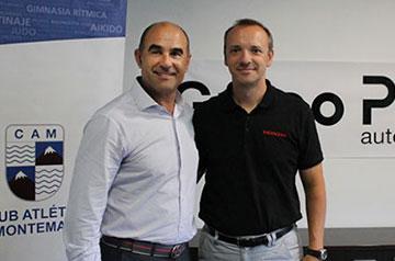 Renovación del Convenio de colaboración entre Grupo Prim y Montemar