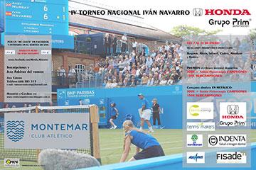 Honda Alicante patrocina el IV Torneo Nacional Ivan Navarro