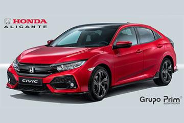 Lanzamiento nuevo Honda Civic ¡Espectacular!