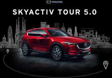 Mazda SKYACTIV Tour llega a Alicante