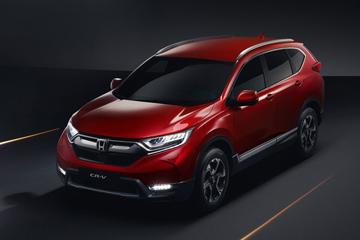 Nuevo Honda CRV 2018. Ya está aquí