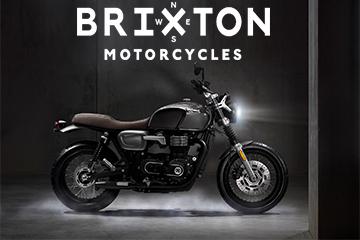 Nuevo Concesionario de Motocicletas Brixton en Alicante